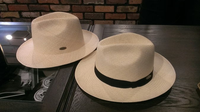 NICK PANAMA HAT